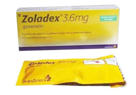 Thuốc Zoladex trị ung thư