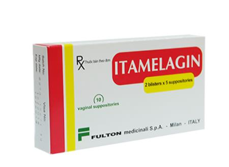 Thông tin thuốc ITAMELAGIN