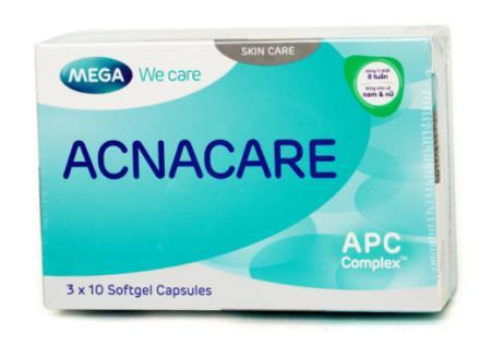 Thông tin về Acnacare