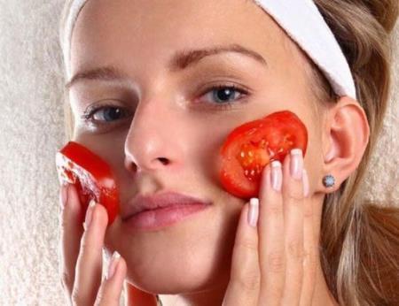 Tác dụng làm đẹp của cà chua