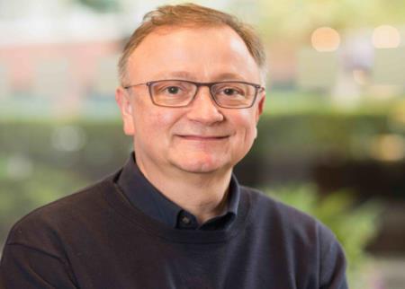 Giáo sư Peter Jones, nhà khoa học thần kinh đến từ Đại học Cambridge, Anh Quốc.