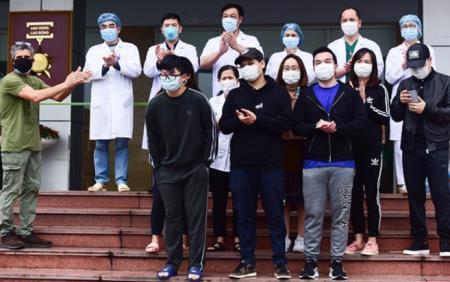 [Covid-Việt nam] Thêm 11 bệnh nhân khỏi Covid-19