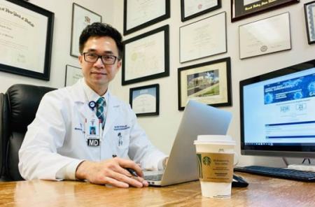 Bác sĩ Huỳnh Wynn Trần (Assistant Professor tại ĐH Y khoa California Northstate University, Sacramento, California, Hoa Kỳ)