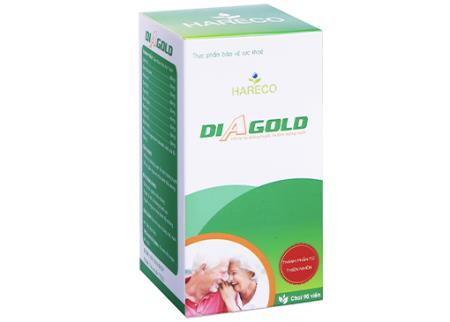 DiAgold là thuốc gì?