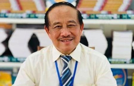 PGS. TS Nguyễn Huy Nga.