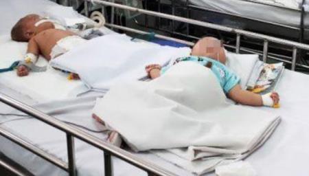 Cấp cứu viêm não Nhật Bản ở trẻ em. Ảnh: Internet