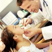 Bệnh viêm họng ở trẻ