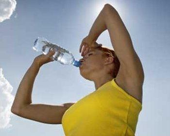 Khi nào thì nên uống nước?